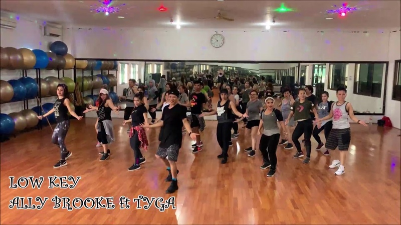 LOW KEY - ALLY BROOKE feat TYGA | ZUMBA | CHOREO by YP. J