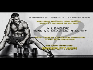 Commit To GREG PLITT and YOU Will Succeed