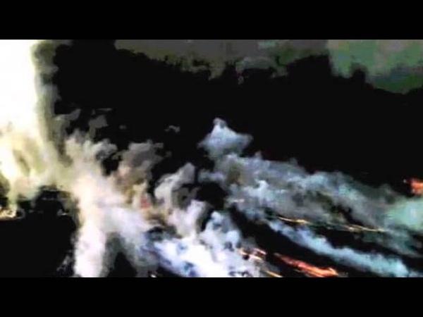 Flames of Kuwait Gulf War 1990