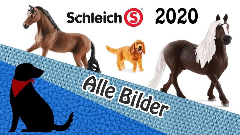 SCHLEICH NEUHEITEN 2020 MIT BILDERN ohne Dinos und Eldrador