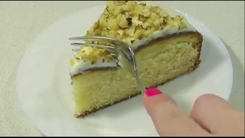 Пятиминутка вкусный пирог по бабушкиному рецепту