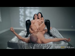 Angela White, Romi Rain - Brazzibots Uprising Part 4  [Anal, Athletic, Big Ass, Big Tits, Black Hair, Blowjob (POV), Boots]