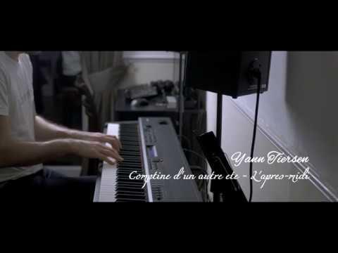 Yann Tiersen - Comptine d'un autre ete - L'apres-midi