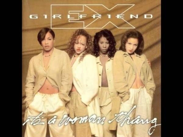 Ex-Girlfriend (Stacy Francis) - Album: It's A Woman's Thang (1994) - 8:Falling 4-U