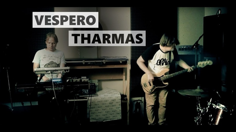 Vespero Tharmas live at C300 records studio 02 06 2019