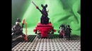 Лего мультфильм Ниндзяго БИТВА ЛЕГЕНД НАЧАЛОLEGO stop motion NinjagoЛего анимация Ниндзяго