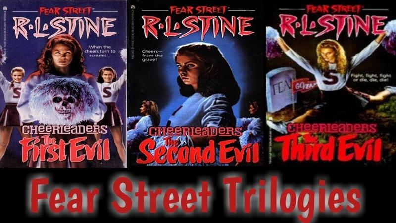 R.L. Stine Collection - Fear Street Trilogies