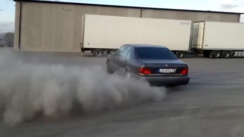 Кабан W140 S500 Mercedes Benz AMBY