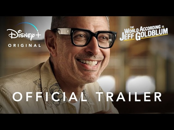 The World According to Jeff Goldblum | Official Trailer | Disney | Streaming November 12