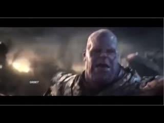 Танос узнал что выгу выгу его сейчас убьет.... шок реакция!!!!!!!