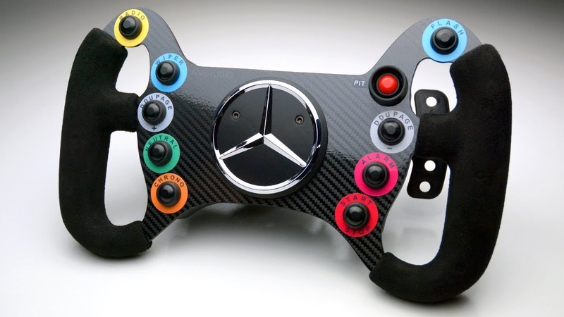 HOW TO MAKE A DIY AMG STEERING WHEEL