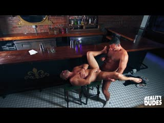 [reality dudes] dudes in public 50 bar darcy oak and derek allan