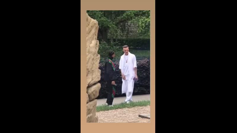 Ninja and gboy