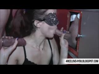Slut milf fisrt gloryhole (amateur, blowjob, cumshot, porn, milf, sexwife, swallow, домашнее, порно, мжм, минет, сперма, шлюха)