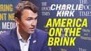 The Socialist Threat the Culture War with the Left-Turning Point USA's Charlie Kirk [TSAS Special]