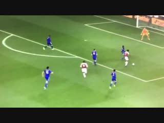 What a goal this could have been! -