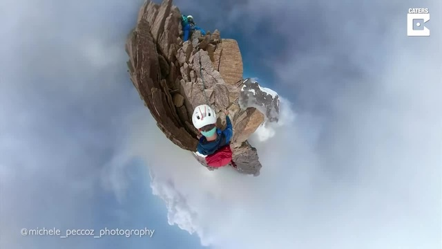 Stunning Italian Alps Caught On GoPro