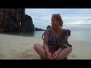 Краби пляж Прананг Krabi Pranang beach