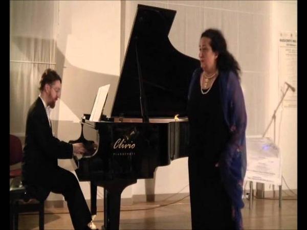 G.Puccini - Signore, ascolta (Turandot) - Duo Astrea Amaduzzi, Mattia Peli - Live, 2014
