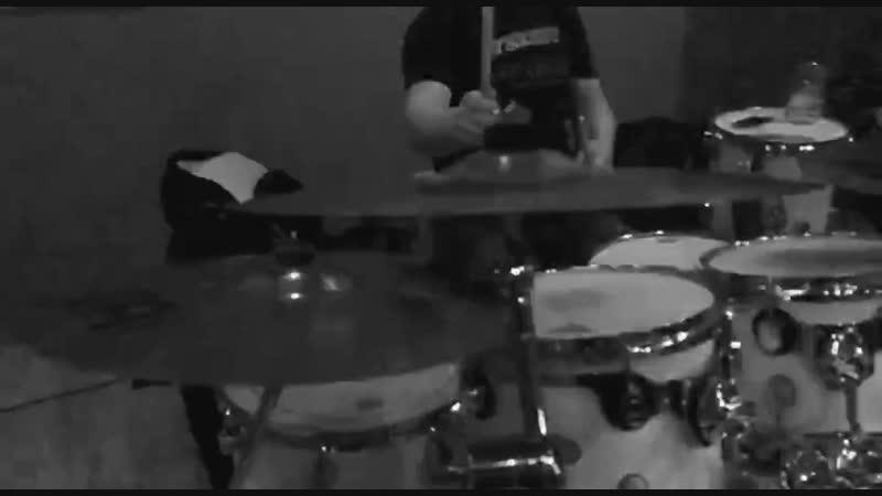 Drumcam Maxi Max Искривление времени maximaxdrummer