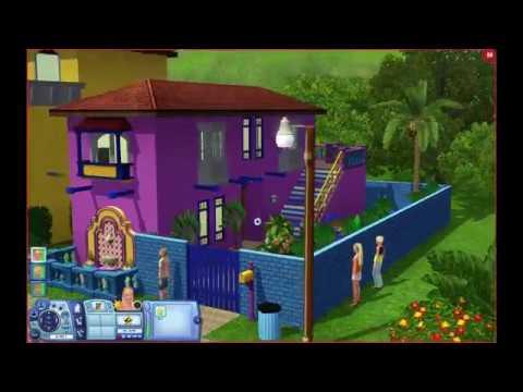 VW's Challenge | The Sims 3| Ремонт дома Видаль