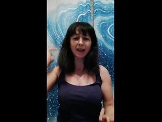Видеоотзыв на тренинг Аделя Гадельшина от Боцорога Майи