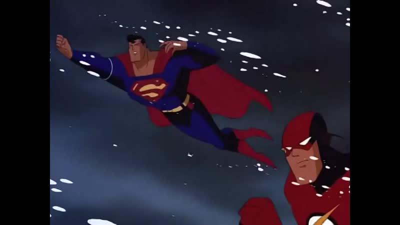 Сезон 02 Серия 04: | Супермен (1996-2000) / Superman | Speed Demons