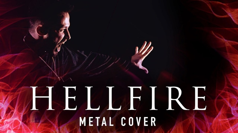 HELLFIRE Metal Cover by Jonathan Young Disney's Hunchback of Notre Dame