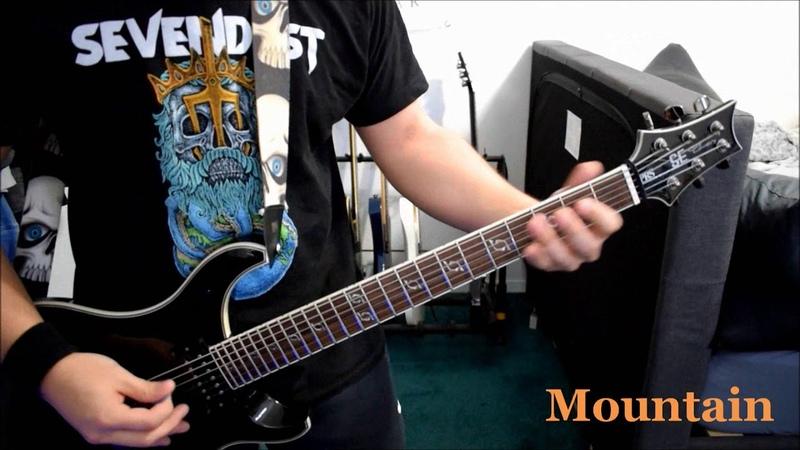 Sevendust - Black Out The Sun (Full Album Guitar Cover)