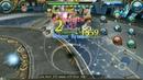 Toram online 2h meteor solo gold arena