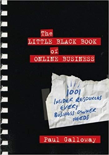 Paul Galloway] The Little Black Book of Online Bu