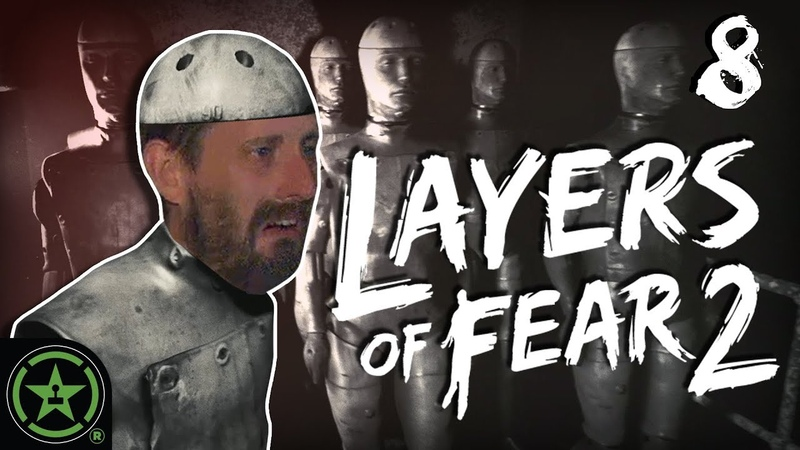 WE'RE IN GOTHAM NOW Layers of Fear 2 Part 8 Let's Watch
