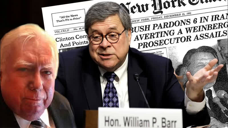 Dr Corsi's Rx for America The Deep State Never Sleeps Will Barr Indict Anyone