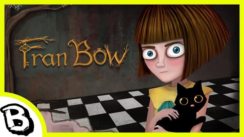 Fran Bow ♠ Бумаговизор ♠ прохождение Френ Боу на русском