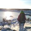 Поход по замерзшему морю с Шуриктревел 2020