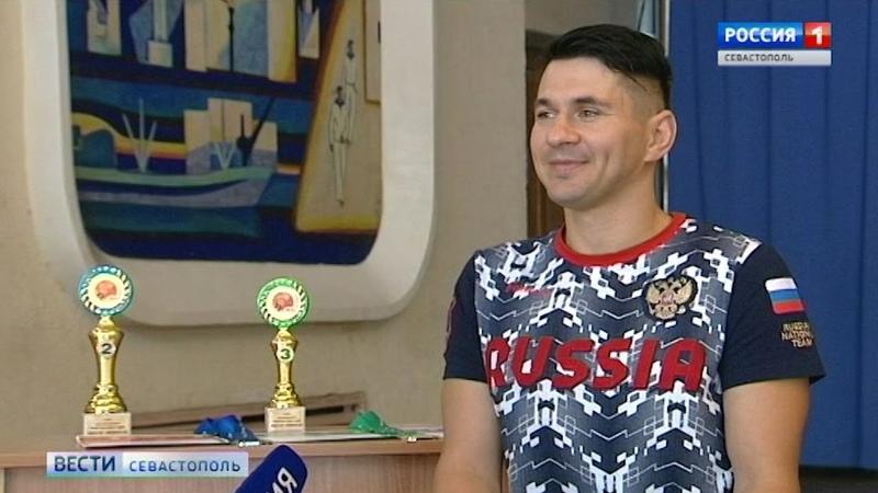 Победители Международного кубка по танцам на колясках вернулись в Севастополь