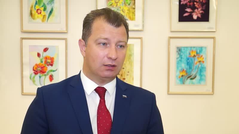 Василий Сизиков пообщался с губернатором о котельной в поселке Энергетиков водоочистке дорогах и ситуации в Чкаловском поселке