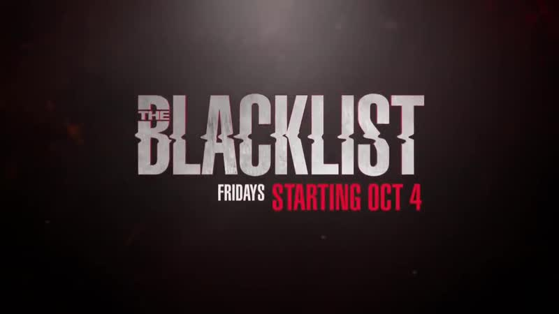 трейлер 7 го сезона Черный список The Blacklist