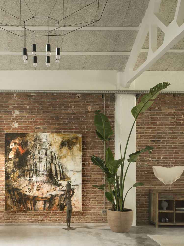 Poblenou Loft / The Room Studio