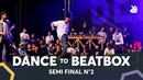 DYLAN MAYORAL vs KENZO ALVARES f MAD TWINZ DHARNI Dance Battle To The Beatbox 2018 SEMI Final