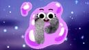 ПУШИСТЫЙ АЛФАВИТ Развивающие мультфильмы для детей НОВИНКА Учим русский алфавит для самых маленьких
