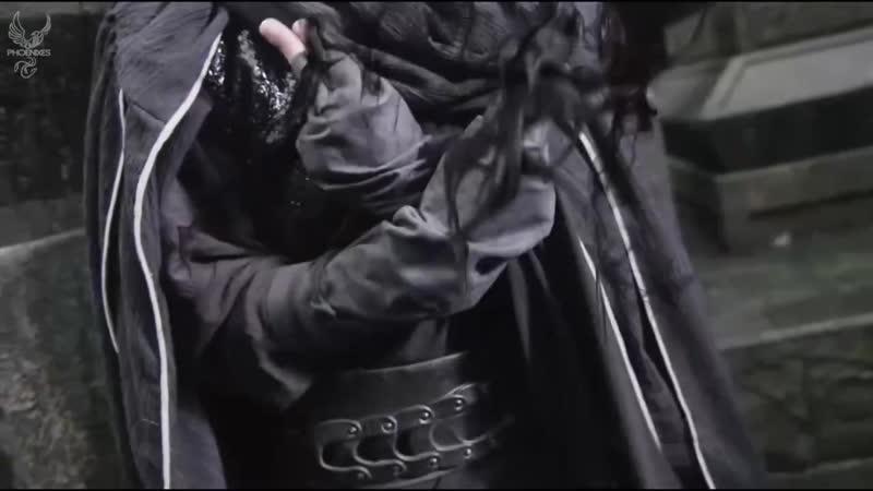Легенда о Нефритовом мече 17 серия Озвучка FSG Phoenixes