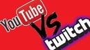 Как заработать деньги на Youtube или Twitch Сравнение платформ