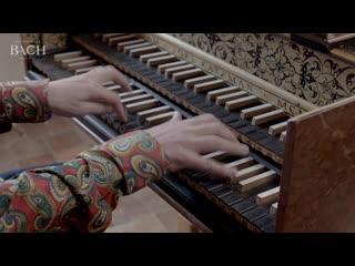 848a J. S. Bach - Prelude and Fugue in C-sharp major, BWV 848 Das Wohltemperierte Klavier 1 N. 3 -  - Patrick Ayrton AoB