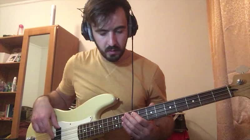 Arctic Monkeys Fluorescent Adolescent bass cover