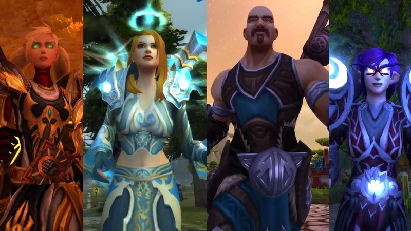 Holding Out for a Healer World of Warcraft Parody