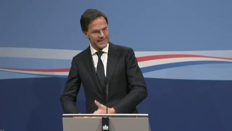 Mark Rutte: Dat Gele Hesje past ons allemaal - YouTube