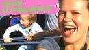 Мисс София и Стефания в Парке Развлечений в АВСТРАЛИИ! Movie World Gold Coast. Sea World AUSTRALIA.