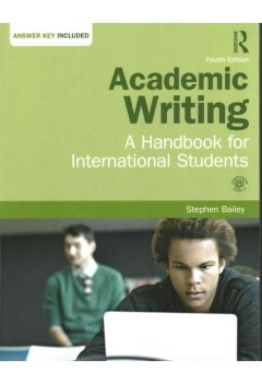 Academic Writing A Handbook for International Students Ed 4