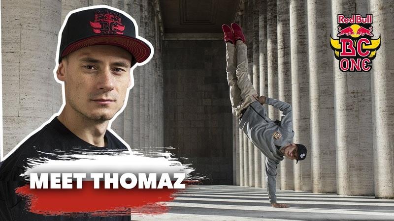 B Boy Thomaz Route to Red Bull BC One World Final Mumbai